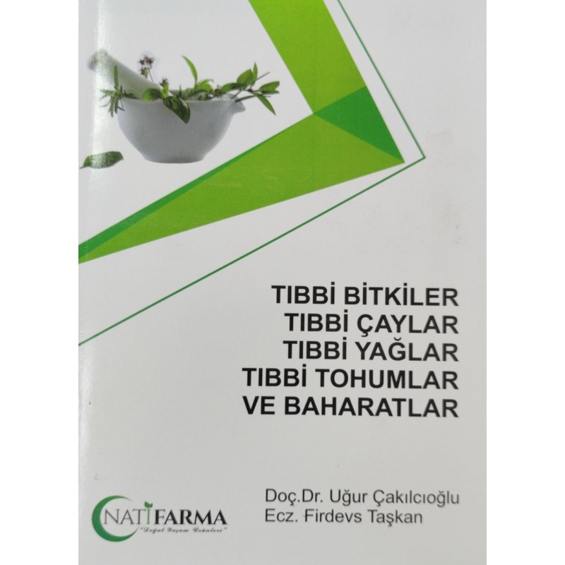 Tıbbi Bitkiler Kitabı